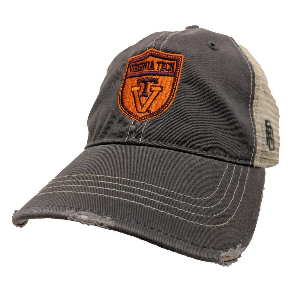 Virginia Tech Retro Brand Smokey Shield Vault Cap