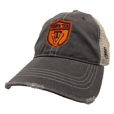 Virginia Tech Retro Brand Smokey Shield Vault Cap