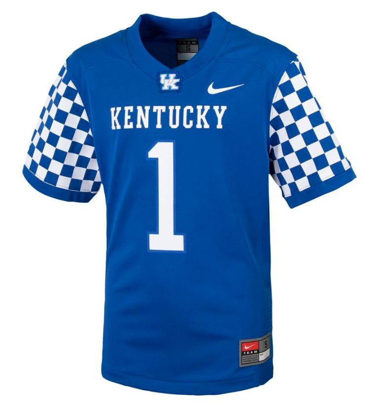 Kentucky Nike Boys Replica Jersey