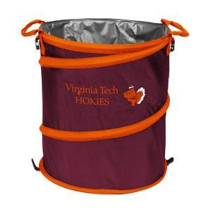 Virginia Tech Collapsible 3-N-1 Container