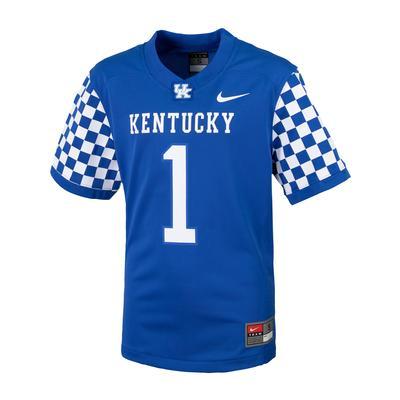 Kentucky Nike Youth Replica Jersey