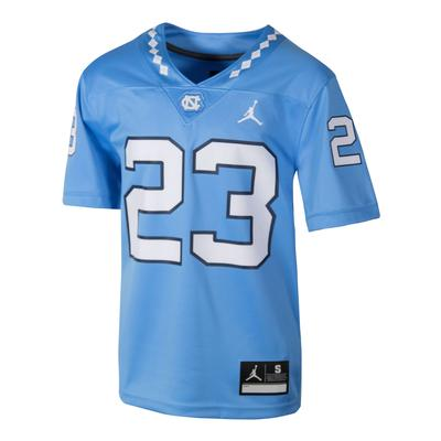 UNC Jordan Brand Youth Replica Jersey