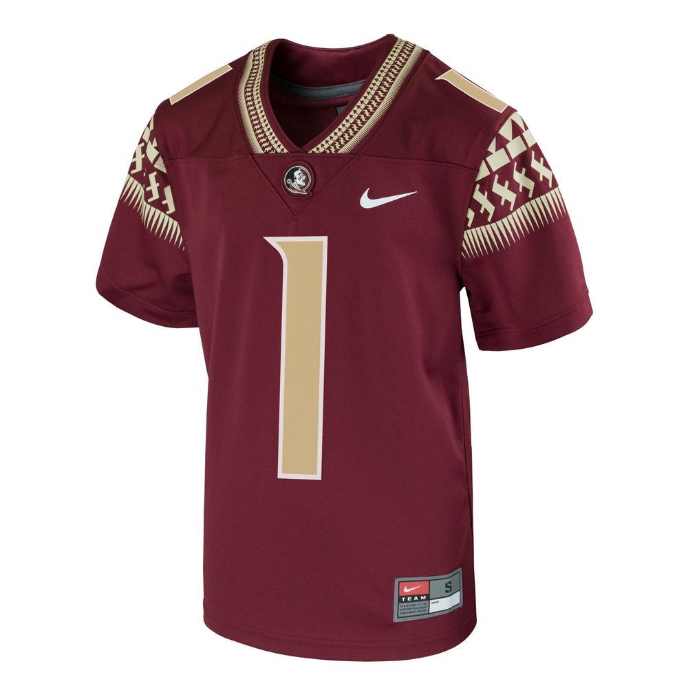 Florida State Nike Youth Replica Jersey
