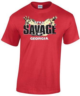 Georgia Still Savage 2.0 Short Sleeve Tee