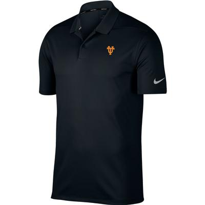 Tennessee Nike Golf Interlock UT Dry Victory Solid Polo