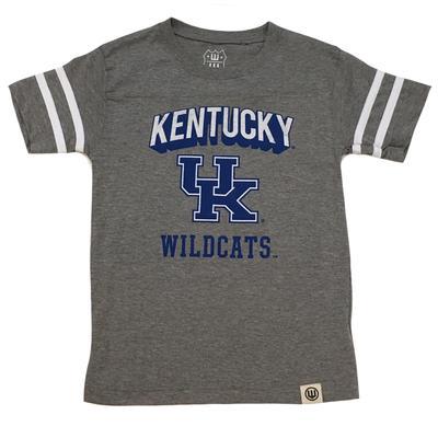 Kentucky Boys Backfield Ringed Tee