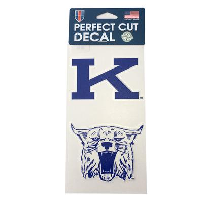 Kentucky 2 Pack Vault Logo Decals