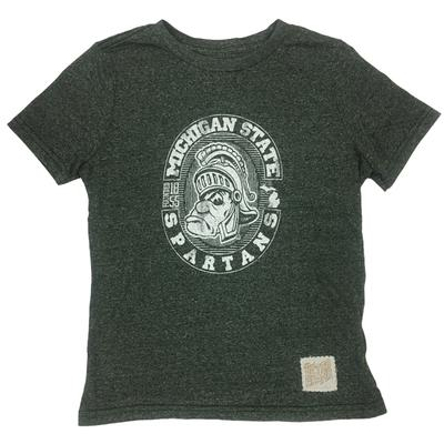 Michigan State Retro Brand Youth Vault Tee