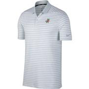 Florida Nike Golf Vault Albert Dry Victory Stripe Polo