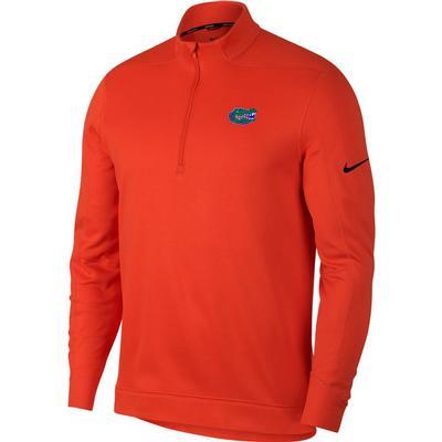 Florida Nike Golf Therma Repel 1/2 Zip Pullover ORG