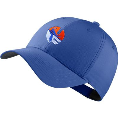 Florida Nike Golf Pell Logo Dri-Fit Tech Cap GAME_ROYAL