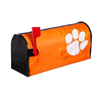 Clemson Applique Mailbox Cover