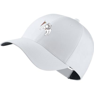 Georgia Nike Golf Vault Dawg Dri-Fit Tech Cap