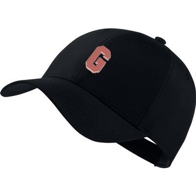 Georgia Nike Golf Block G Dri-Fit Tech Cap