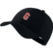 Georgia Nike Golf Block G Dri- Fit Tech Cap