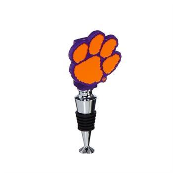 Clemson Tigers Bottle Stopper