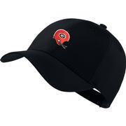 Georgia Nike Golf Retro Helmet Dri- Fit Tech Cap