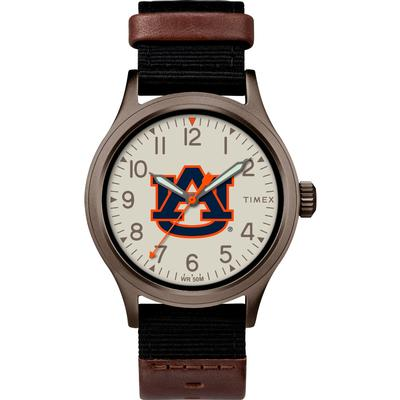 Auburn Timex Clutch Watch