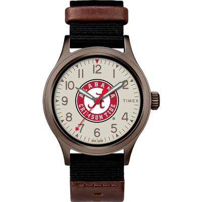 Alabama Timex Clutch Watch