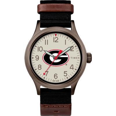 Georgia Timex Clutch Watch