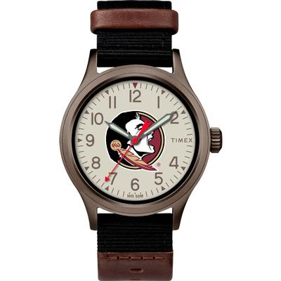 Florida State Timex Clutch Watch