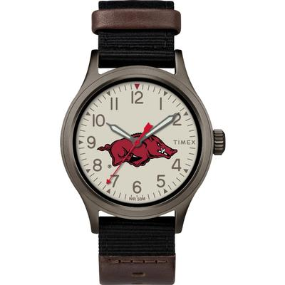 Arkansas Timex Clutch Watch