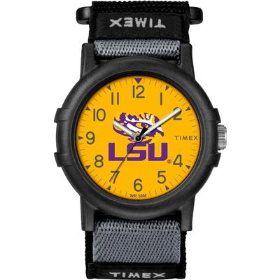 LSU Timex Youth Recruit Watch