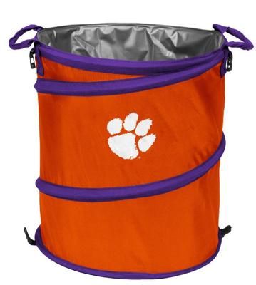 Clemson Collapsible 3-N-1 Container