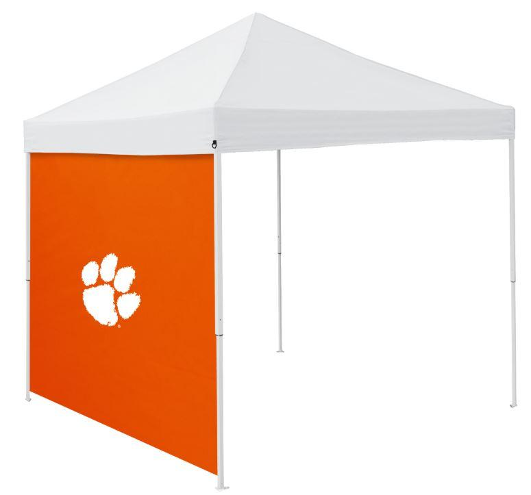 Clemson Logo Chair Tailgate Tent Side Panel
