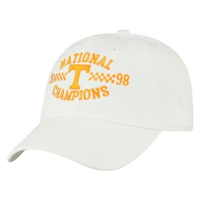 Tennessee Throwback 1998 National Championship Crew Hat
