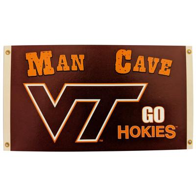 Virginia Tech Man Cave House Flag