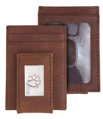 Clemson Front Pocket Wallet