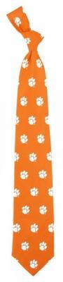 Clemson Silk Prep Tie