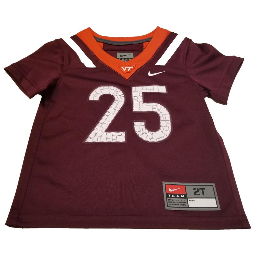 Virginia Tech Nike Toddler Replica Jersey