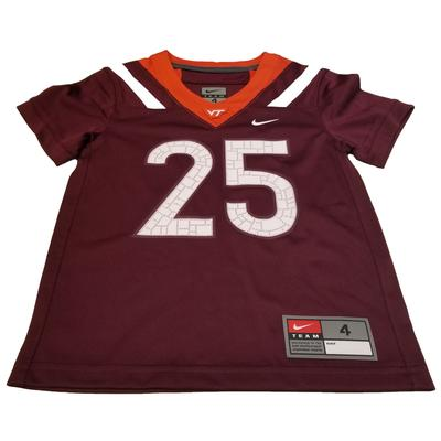Virginia Tech Nike Boys Replica Jersey