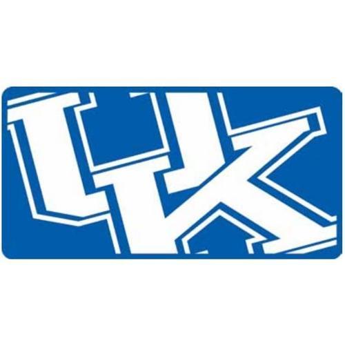 Kentucky Mega Logo License Plate
