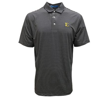 ETSU Southern Tide Gameday Stripe Polo