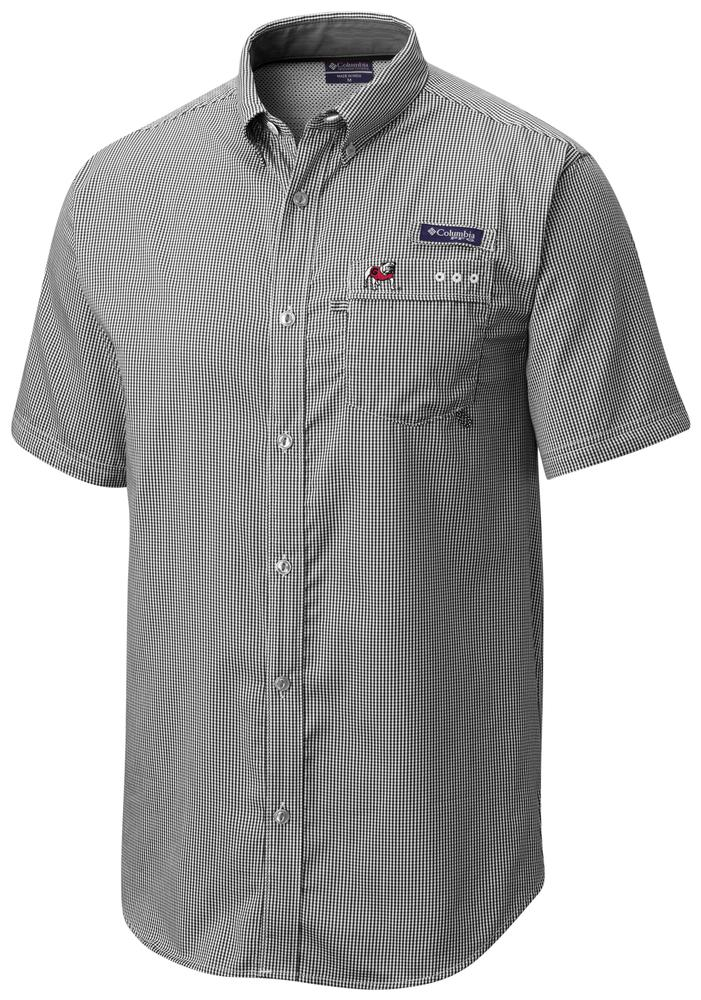 Georgia Columbia Super Harborside Short Sleeve Shirt
