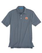 Auburn Southern Tide Gameday Stripe Polo