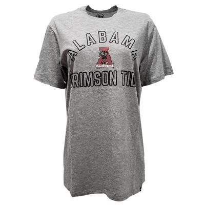 Alabama 47 Crimson Tide Triblend Arch Tee