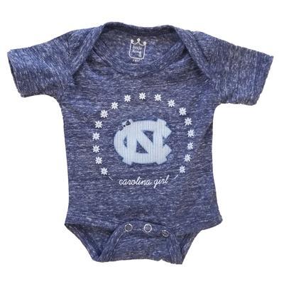 UNC Infant Tri-Blend Onesie