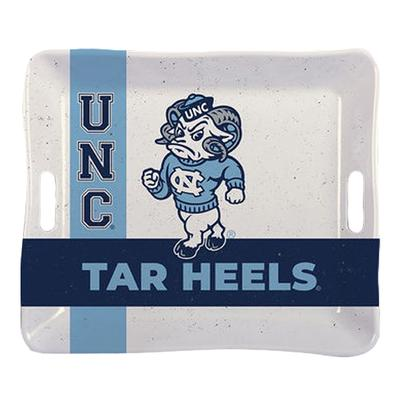 UNC Vintage Heavy Weight Melamine Tray
