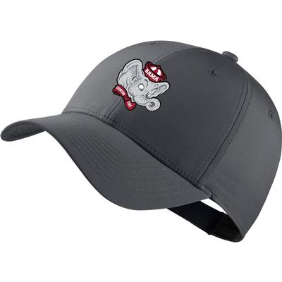 Alabama Nike Golf Dri-Fit Vault Logo Tech Cap