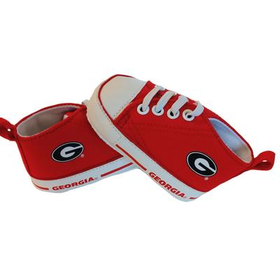 Georgia Infant High Top Pre-Walkers