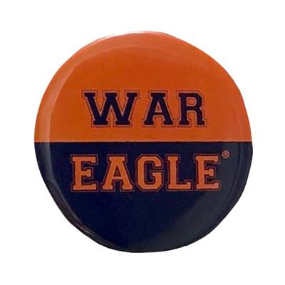 Auburn War Eagle Gameday Button