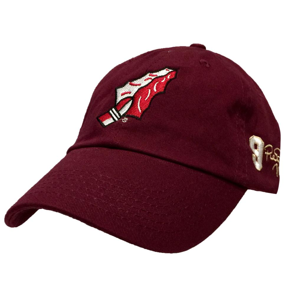 Florida State Retro Brand Peter Warrick Hat