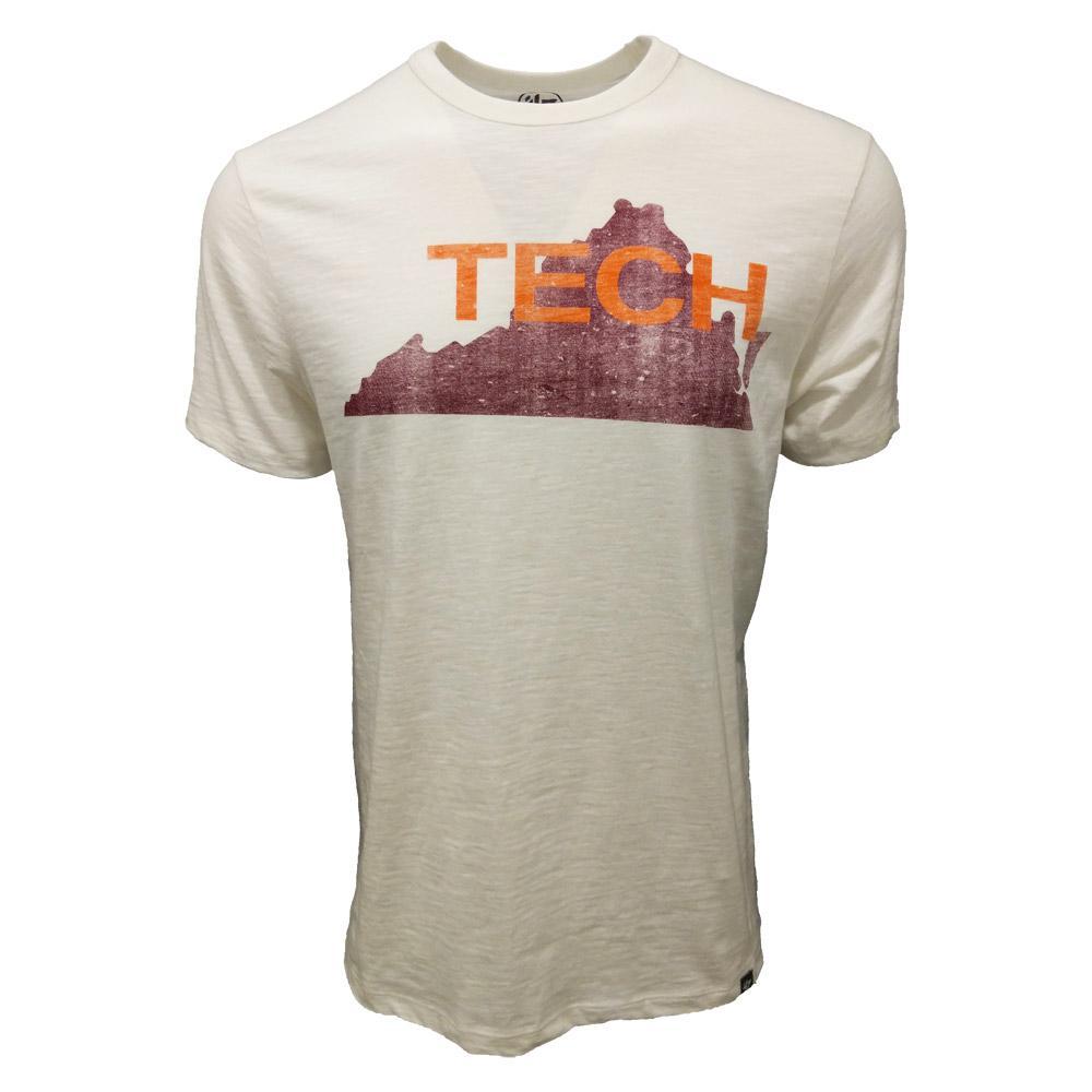 Virginia Tech Vault Tech State Scrum T- Shirt