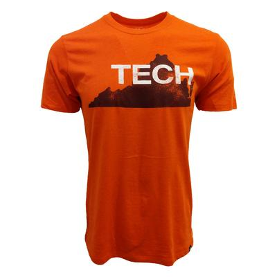 Virginia Tech Vault Logo Tech State Club T-Shirt