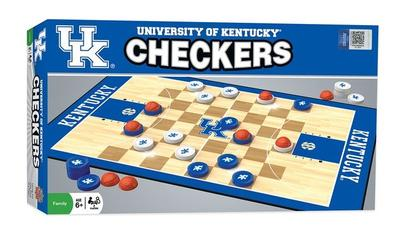 Kentucky Checkers Board Game
