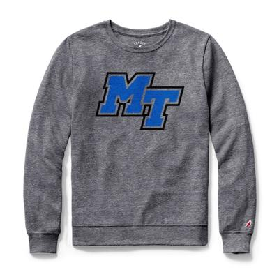 MTSU League Phys Ed Long Sleeve Tee